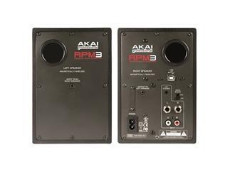 Akai RPM3 - aktive Studio Monitore mit USB-Interface
