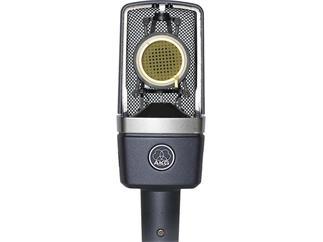 AKG C 214, Professionelles Großmembran-Kondensatormikrofon
