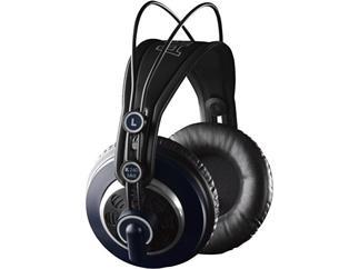 AKG K 240 MK II Professioneller Studio-Kopfhörer mit hoher Empfindlichkeit