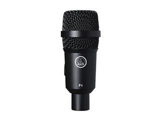 AKG P4, dynamisches Instrumentenmikrofon