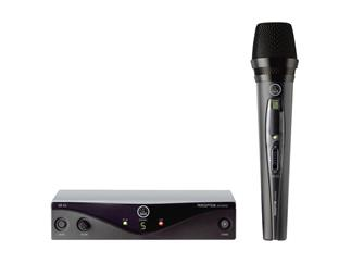 AKG PW 45 Vocal Set, Band M 823-832 MHz, 6 Frequenzen schaltbar