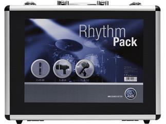 AKG Rhythm Pack, Komplettes Mikrofonset für Schlagzeug