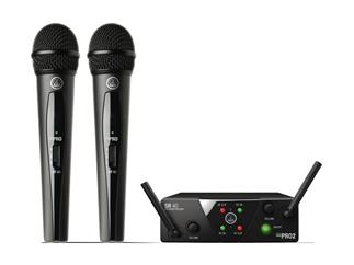AKG WMS 40 MINI Dual Vocal Set - ISM