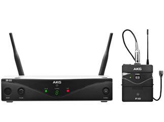 AKG WMS420 Presenter Set - 826-831 MHz, BM