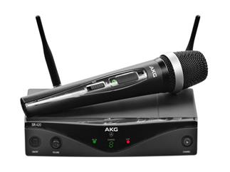 AKG WMS420 Vocal Set D5 - 863-865 MHz, BD