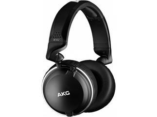 AKG K182 Geschlossener Studiokopfhörer, ohrumschl.