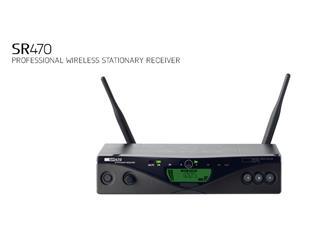 AKG SR 470 Band 8 - 570-600 MHz