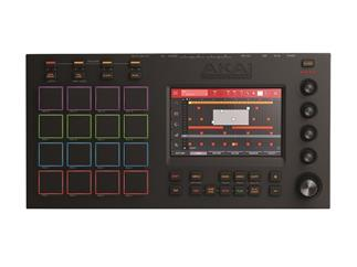 "Akai MPC Touch - Music Production Controller mit 7"" Multi-Touchscreen"