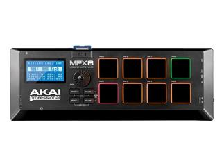 Akai MPX 8, Standalone Sample Player für SD Karten