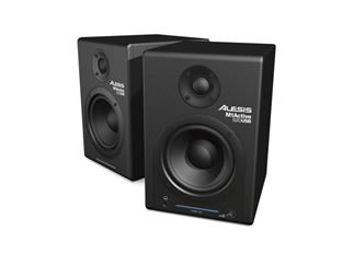Alesis M1 Active 520 USB, Aktive Desktop Monitore mit USB Audio Interface
