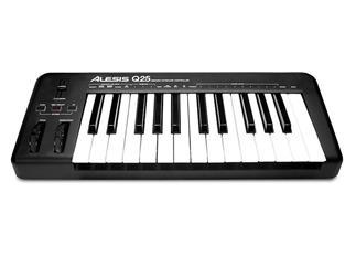Alesis Q25, USB/MIDI Controller mit 25 Tasten