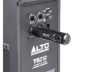 ALTO Bluetooth Total aufladbarer Empfänger mit XLR Ausgang