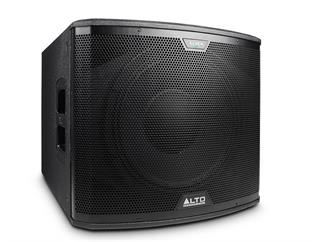ALTO PROFESSIONAL BLACK 15 Sub, Aktiver Subwoofer