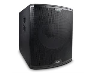ALTO PROFESSIONAL BLACK 18 Sub, Aktiver Subwoofer