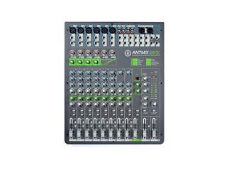 ANT Audio ANTMIX 12FX  12 Kanal Mischpult 6x Mic/Line 2x Stereo Input mit Effekten