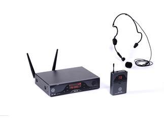 ANT Audio UNO G8 BHS Drahtlossystem mit Headset 1785 bis 1800 Mhz