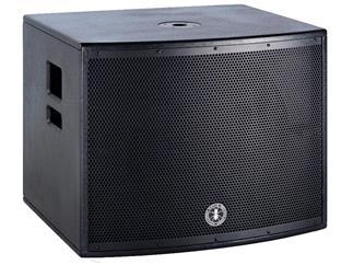 ANT Audio Greenhead 2x 18S Subwoofer + 2x 15 Topteile + Distanzstangen + Kabel