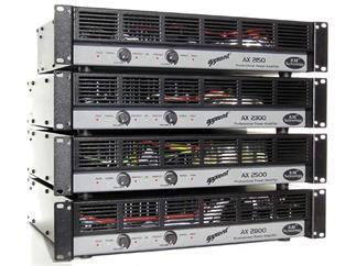 Axxent AX-2300, 2x300/4Ohm, ILM™-Technologie