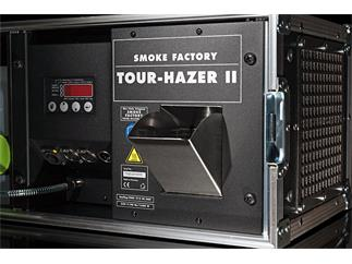 "Smoke Factory Tour-Hazer II ""A"" im Amptown Case"