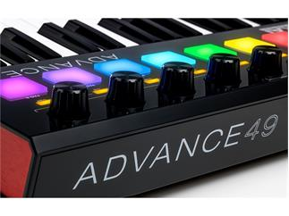 Akai Advance 49 Keyboard Controller