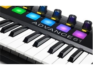 Akai Advance 61 Keyboard Controller