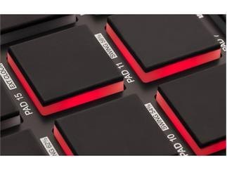 Akai MPD218 Pad-Controller 16 MPC Pads mit 3 Bänken