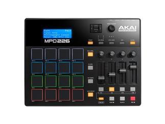 Akai MPD226 Pad-Controller 16 RGB MPC Pads mit 4 Bänken