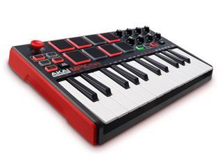 Akai MPK Mini MKII - Kompakter Keyboard und Pad Controller