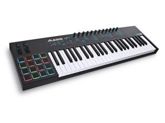 Alesis VI49 USB MIDI Pad/Keyboard Controller mit 49 Tasten