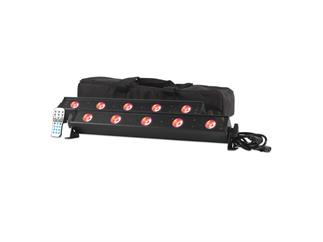 ADJ VBAR PAK - 2x LED Bar + Soft Case + Fernbedienung