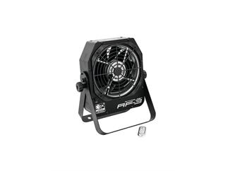 Antari AF-3R Effect Fan Windmaschine mit Funksteuerung und DMX PowerCon in/out