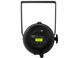 BriteQ - COB PAR 56 100CW Black - 100W Kaltweiß LED schwarz