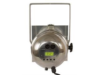 BriteQ - COB PAR 56 100CW Silver - 100W Kaltweiß LED silber