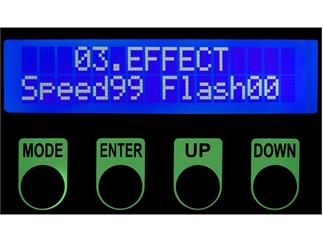 Briteq - LDP-COBWASH 150TC Outdoor LED 150W RGB