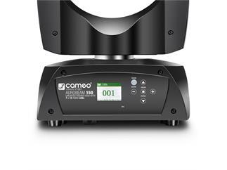 Cameo AUROBEAM 150 - 7 x 15 W RGBW LED - Unlimited Moving Head