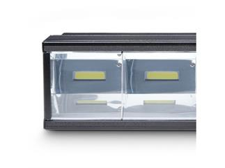 Cameo FLASH BAR 150 - 15x 6W LED Lichteffekt mit Strobe, Chaser und Blinder