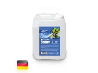 Cameo SNOW FLUID 15 L - Spezialfluid für Schneemaschinen zur Erzeugung von Schaum 15l