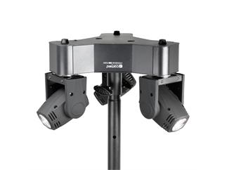 Cameo HYDRABEAM 300 RGBW - 3x 10 W CREE RGBW Quad-LED Moving Heads