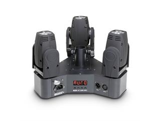 Cameo HYDRABEAM 300 W - Lichtanlage mit 3x 10 W Lumi-Engin-LED Moving Heads