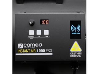 Cameo INSTANT AIR 1000 PRO - Windmaschine mit variabler Leistung und Richtwirkung