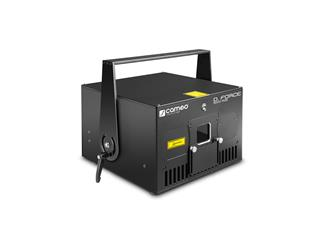 Cameo D FORCE 5000 RGB - Professioneller Dioden-Showlaser