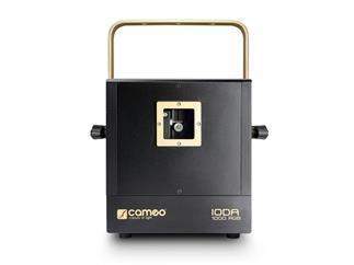 Cameo IODA 1000 RGB -  1000mW RGB Show Laser