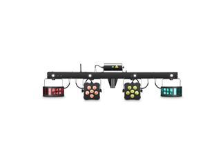 Cameo Mutli FX Bar- Komplettlösung mit 5 Lichteffekten + STATIV