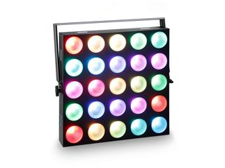 Cameo MATRIX PANEL 10 W RGB - Matrix Panel 5x5 10W