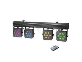Cameo Multi Par 3 Kompakte 28x8W QCL Lichtanlage