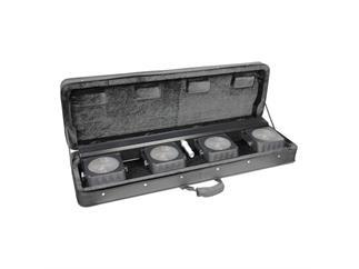 Cameo Multi PAR COB 1 Set -  4 x 30W COB LED Lichtanlage inkl. Case + Fußpedal + Stativ