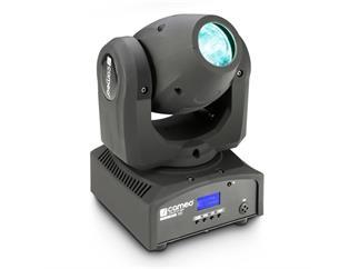 Cameo NanoBeam 300 - 1 x 30 W Cree LED RGBW Mini Moving Head