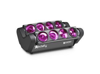 Cameo OCTAFLY RGBW - 8 x 10W RGBW LED Lichteffekt