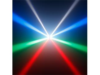 Cameo OCTAFLY XS - 8-Zonen RGBW Chase-Effekt