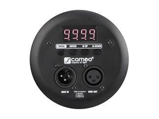 Cameo PAR 56 CAN - 9x8W QUAD Colour LED RGBW schwarz